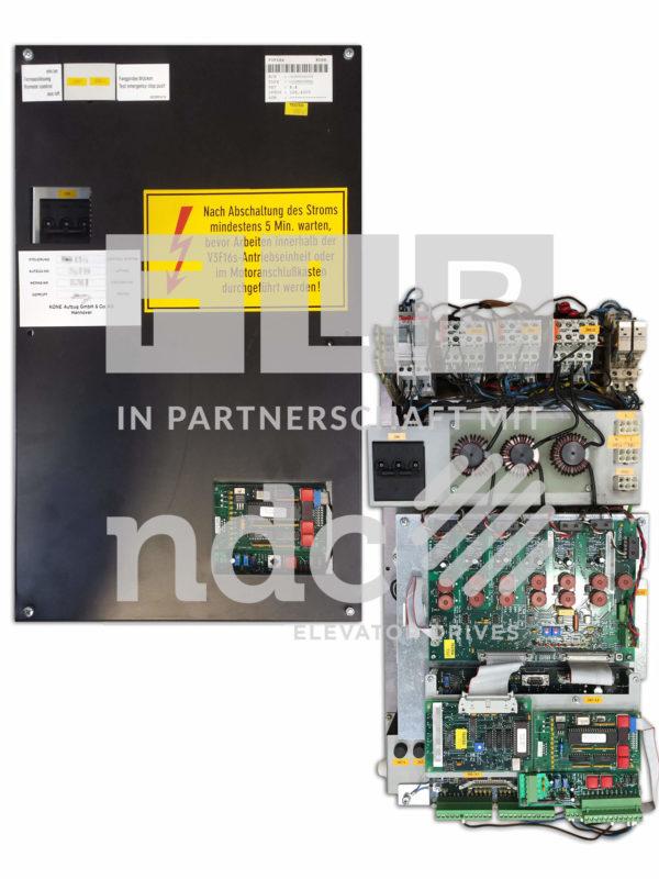 Frequenzumrichter für Aufzüge Kone V3F16 S