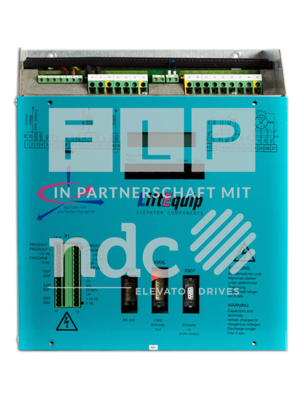 Frequenzumrichter für Aufzüge LiftEquip MFC 20