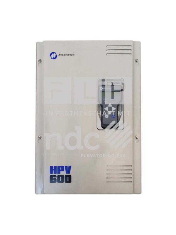 Frequenzumrichter für Aufzüge Magnetek HPV 600