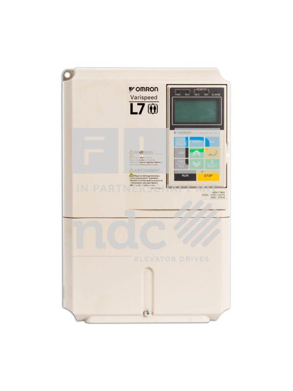 Frequenzumrichter für Aufzüge Omron L7