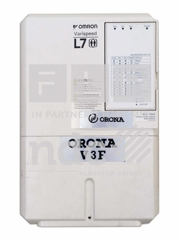 Frequenzumrichter für Aufzüge Orona V3F