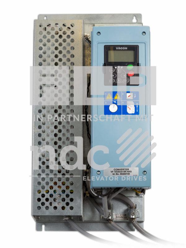 Frequenzumrichter für Aufzüge Schindler Variodyn VF24 BR NXS