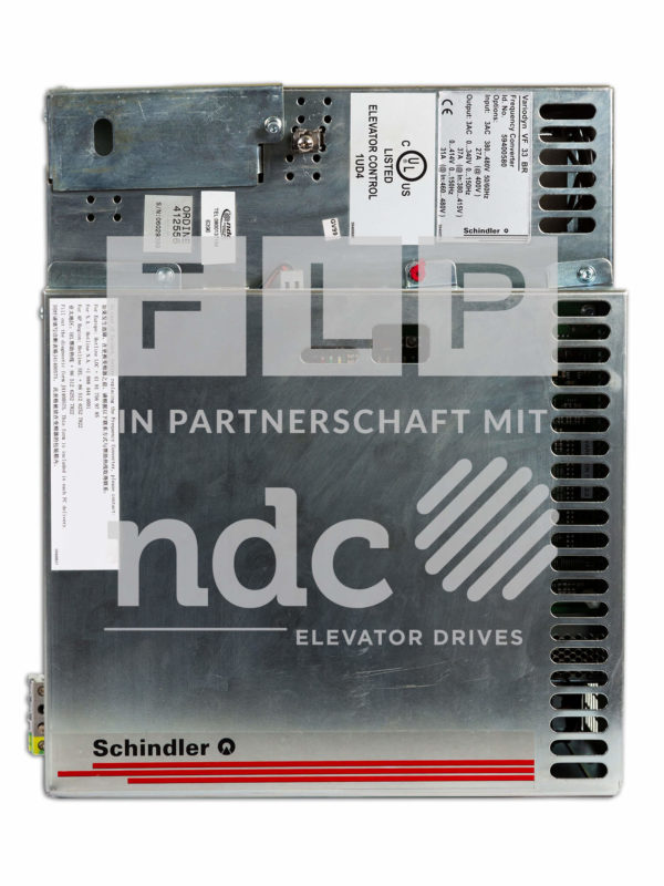 Das Produkt schindler-variodyn-vf33-br im FLP Shop