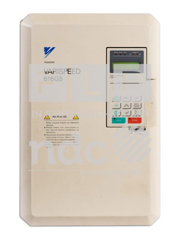 Frequenzumrichter für Aufzüge Yaskawa Varispeed 616G5
