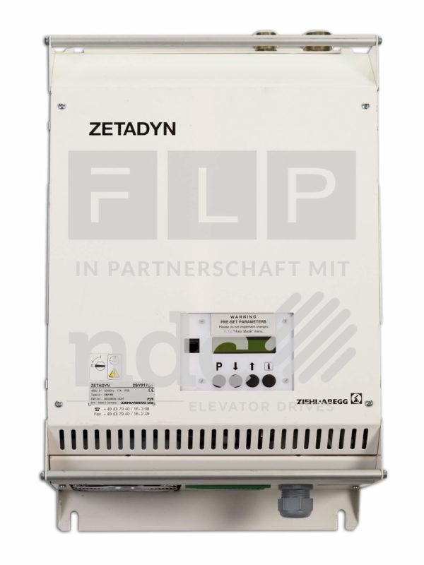 Frequenzumrichter für Aufzüge Ziehl-Abegg 2SY