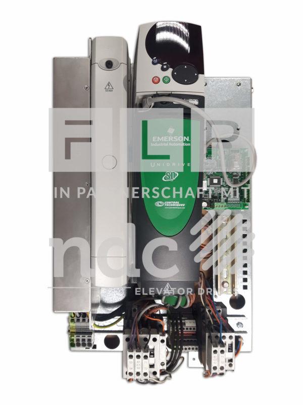 Frequenzumrichter für Aufzüge Emerson SP 2404