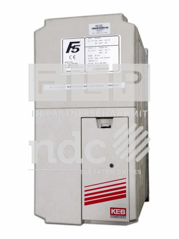 Frequenzumrichter für Aufzüge KEB F5