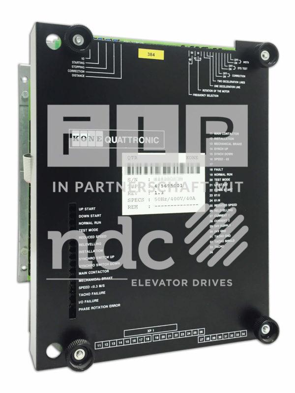 Frequenzumrichter für Aufzüge Kone Quattronic TAC-10