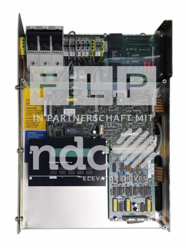 Frequenzumrichter für Aufzüge LiftEquip MFC 16