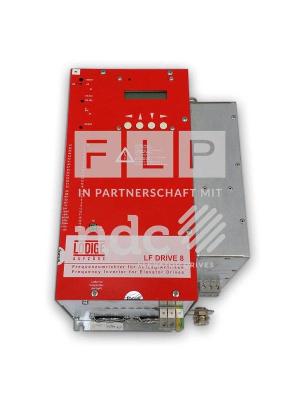 Frequenzumrichter für Aufzüge Lödige LF