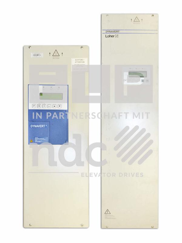 Frequenzumrichter für Aufzüge Loher Dynavert