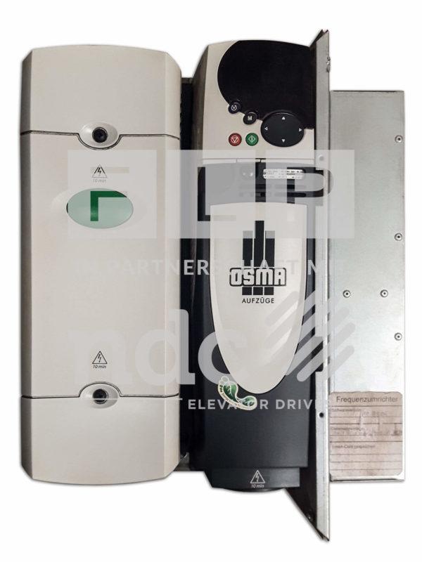 Frequenzumrichter für Aufzüge OSMA SP 3402