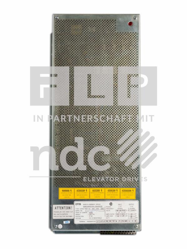Frequenzumrichter für Aufzüge Otis OVF20 VVVF ZA