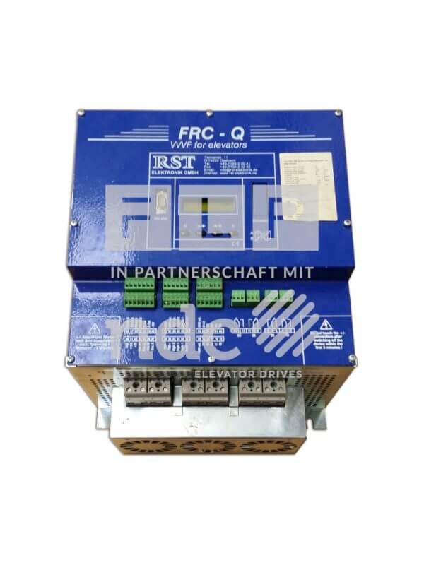 Frequenzumrichter für Aufzüge RST-Elektronik FRC-Q