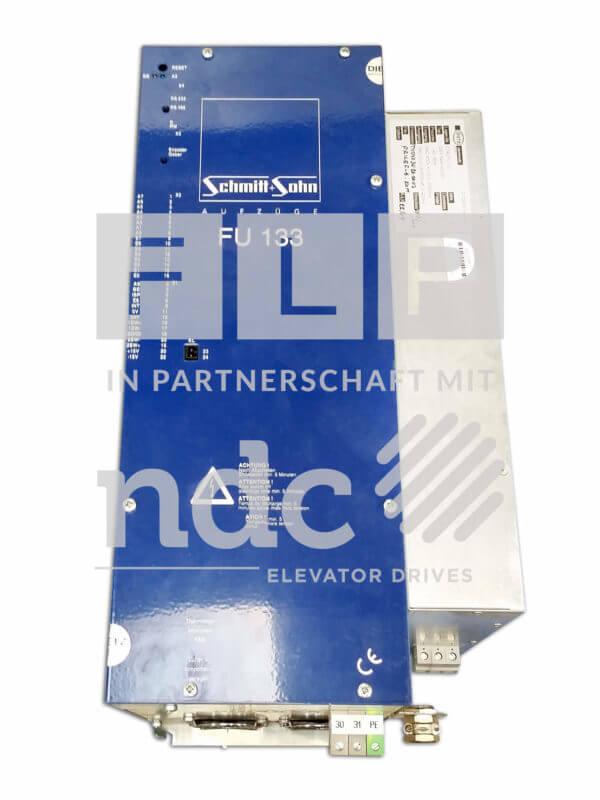 Frequenzumrichter für Aufzüge Schmitt + Sohn FU 133