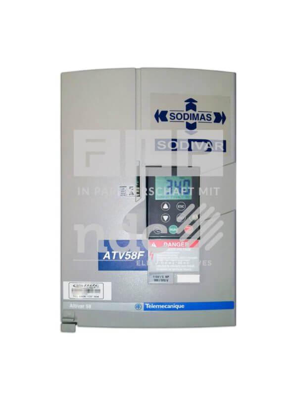 Frequenzumrichter für Aufzüge Sodimas Sodivarlift ATV58F