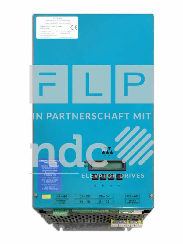 Frequenzumrichter für Aufzüge Wittur FSV 5S 022A